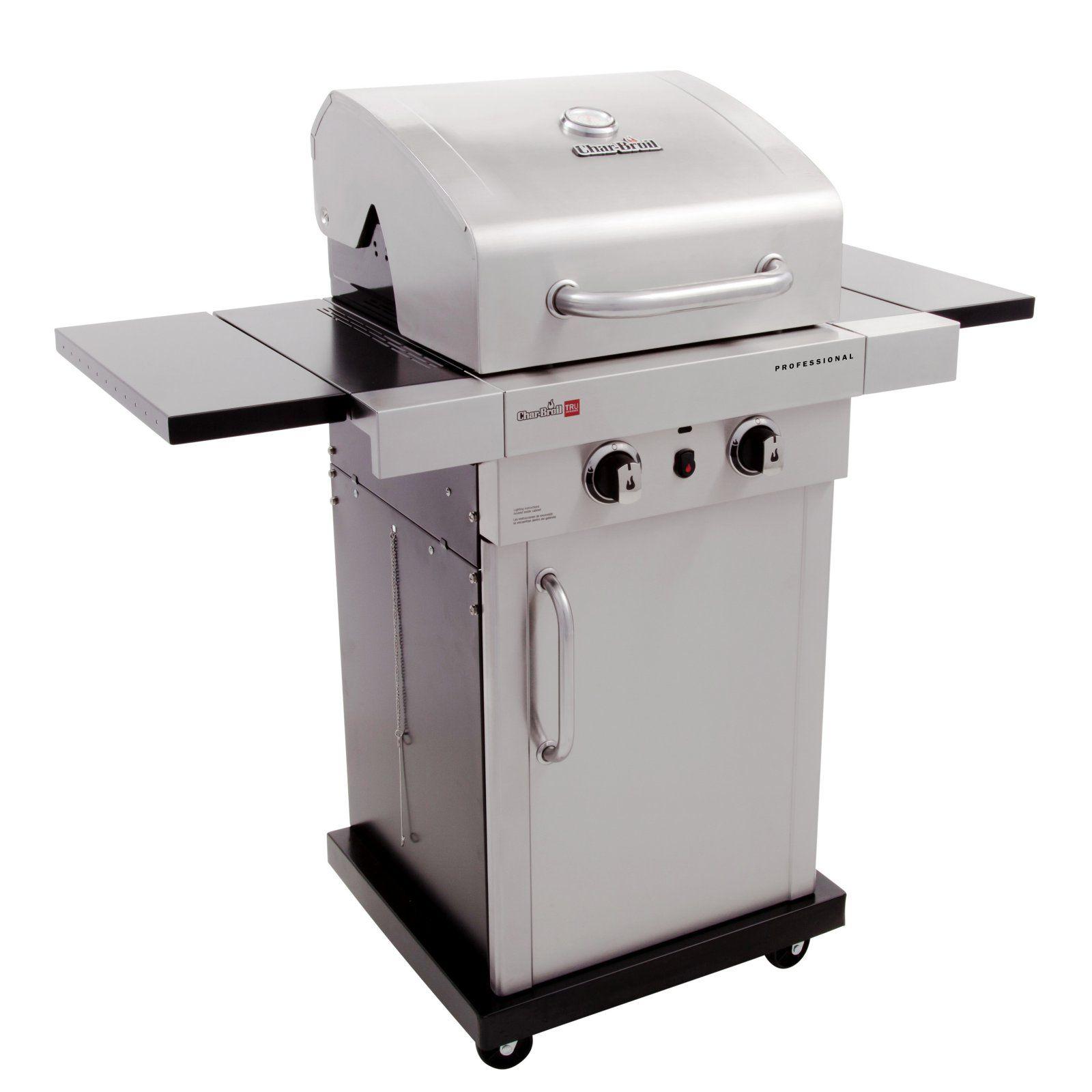 Char-Broil Signature TRU-Infrared 325 2-Burner Cabinet Gas Grill