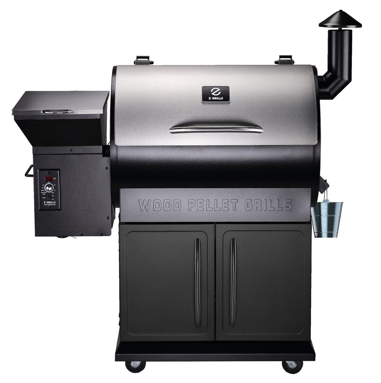 Z Grills 700E Wood Pellet Grill & Smoker