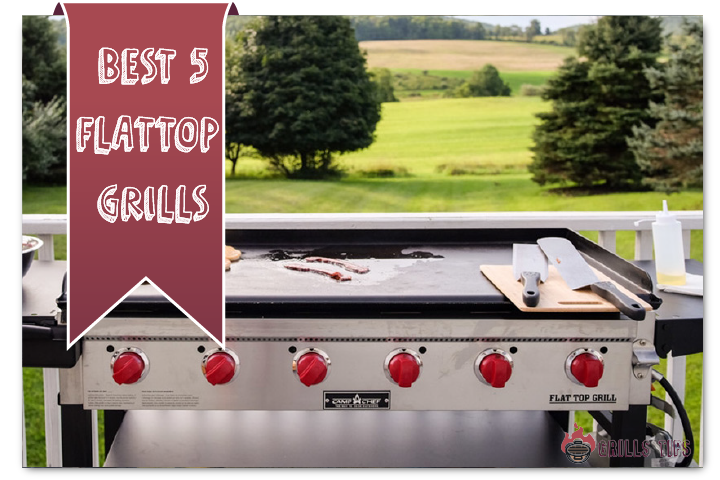 The 5 Best Flat Top Grills