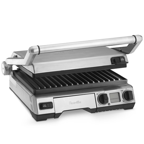 2. Breville BGR820XL Smokeless Grill