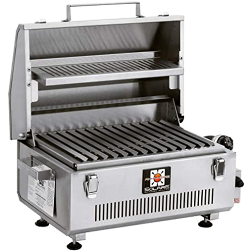 Solaire SOL - EV17A Everywhere Portable Propane Gas Grill