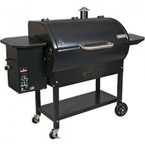 3.Camp Chef SmokePro Lux Pellet Grill