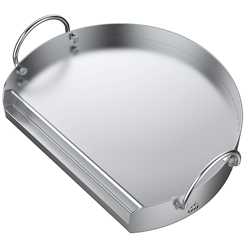 5. Onlyfire Universal Stainless Steel Kettle Griddle