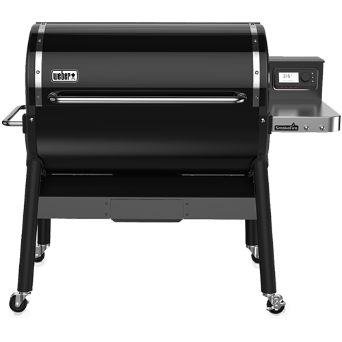 6.Weber SmokeFire