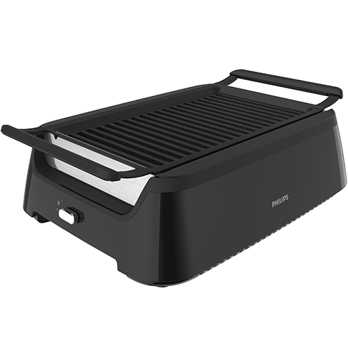 Philips Smokeless Indoor BBQ Grill