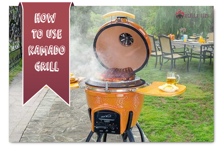 How To Use Kamado Grill